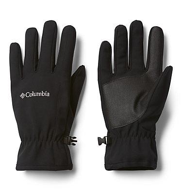 Men's Ascender™ Softshell Gloves M Ascender™ Softshell Glove | 397 | L, Black, front