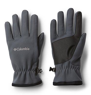 Men's Ascender™ Softshell Gloves M Ascender™ Softshell Glove | 397 | L, Graphite, front