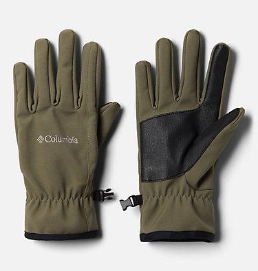 Men's Ascender™ Softshell Gloves M Ascender™ Softshell Glove | 397 | L, Stone Green, front