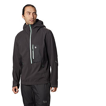 Mountain Hardwear Exposure/2 Men's Stretch Pullover Jacket