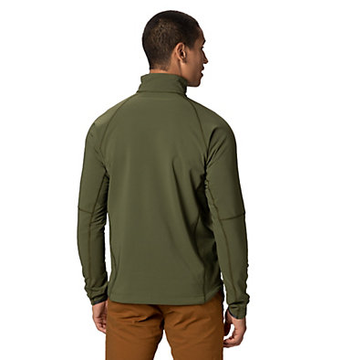 Men's Keele™ Pullover  Keele™ Pullover | 637 | L, Dark Army, back