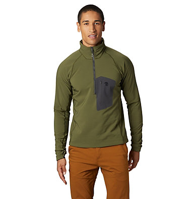 Men's Keele™ Pullover  Keele™ Pullover | 637 | L, Dark Army, front