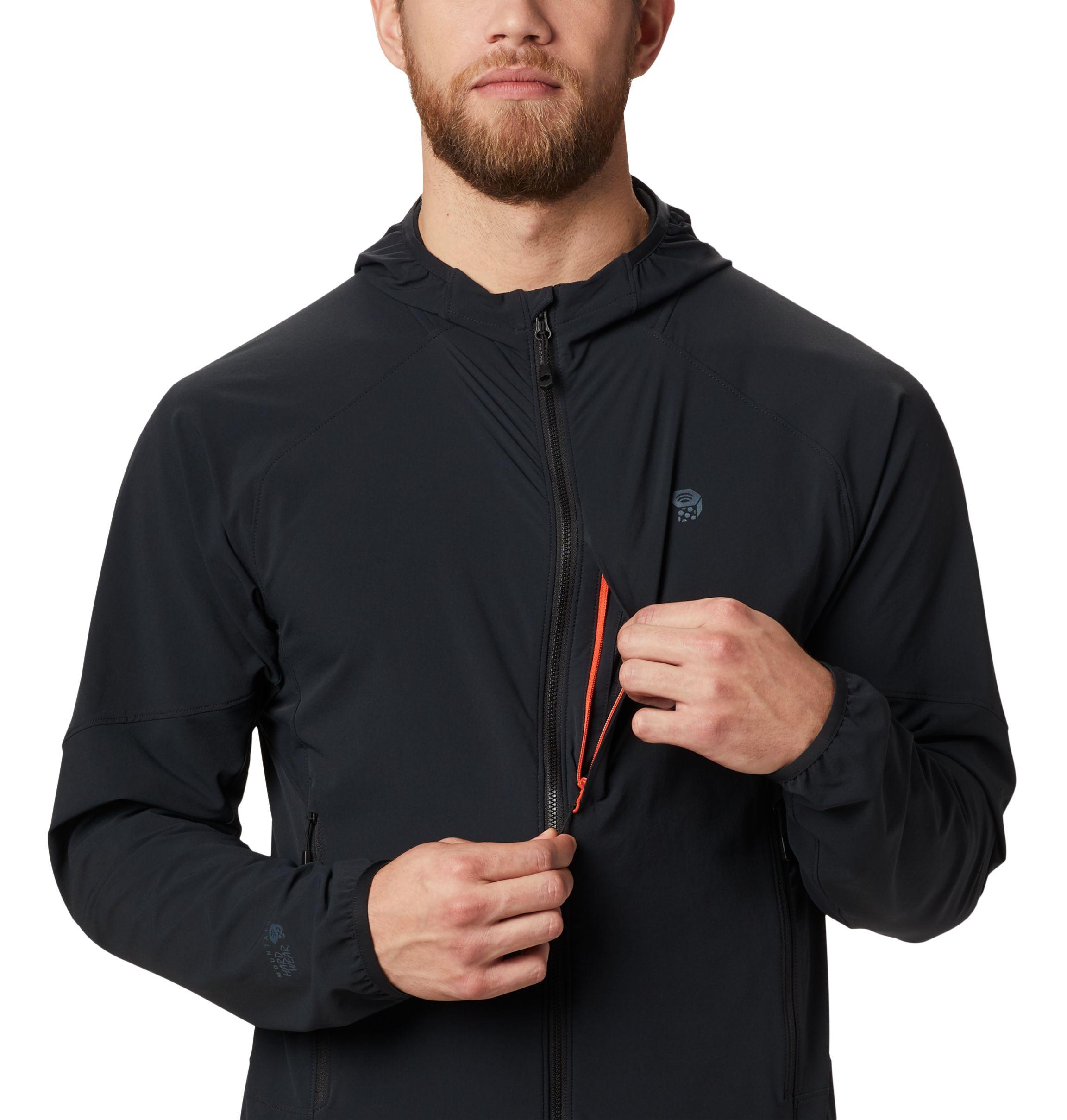 Mountain Hardwear Men's Chockstone Full Zip Hoody