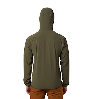 Men's Chockstone™ Hoody Chockstone™ Hoody | 831 | L, Dark Army, back