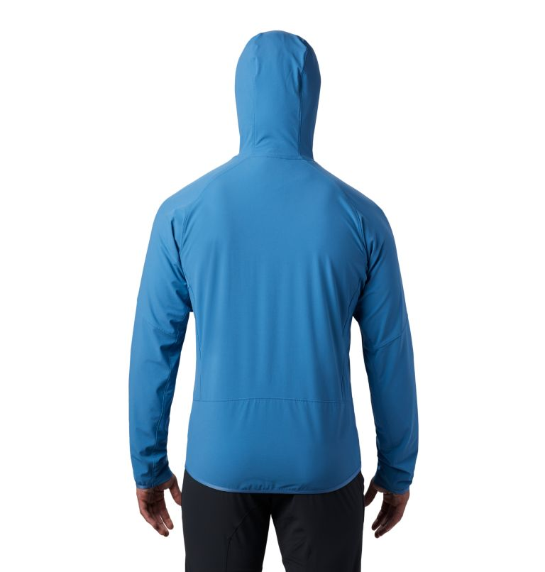 Chockstone™ Hoody | 451 | L Men's Chockstone™ Full Zip Hoody, Deep Lake, back