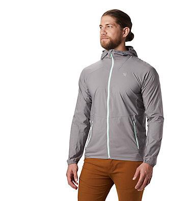 Men's Kor Preshell™ Hoody Kor Preshell™ Hoody | 502 | L, Manta Grey, front