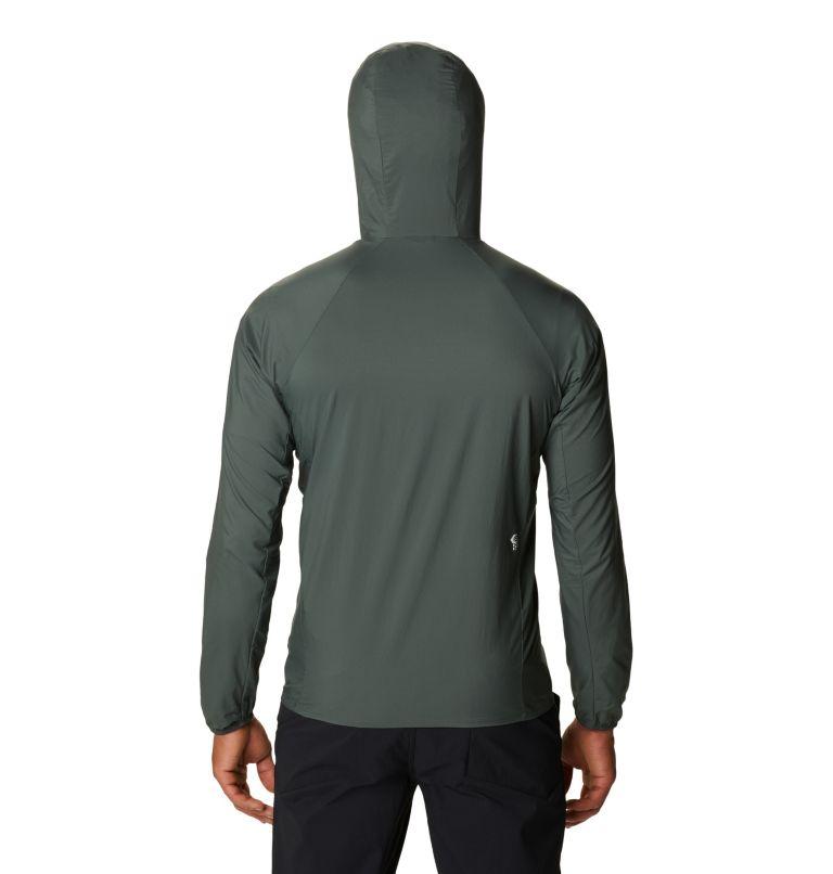 Kor Preshell™ Hoody | 306 | M Men's Kor Preshell™ Hoody, Black Spruce, back