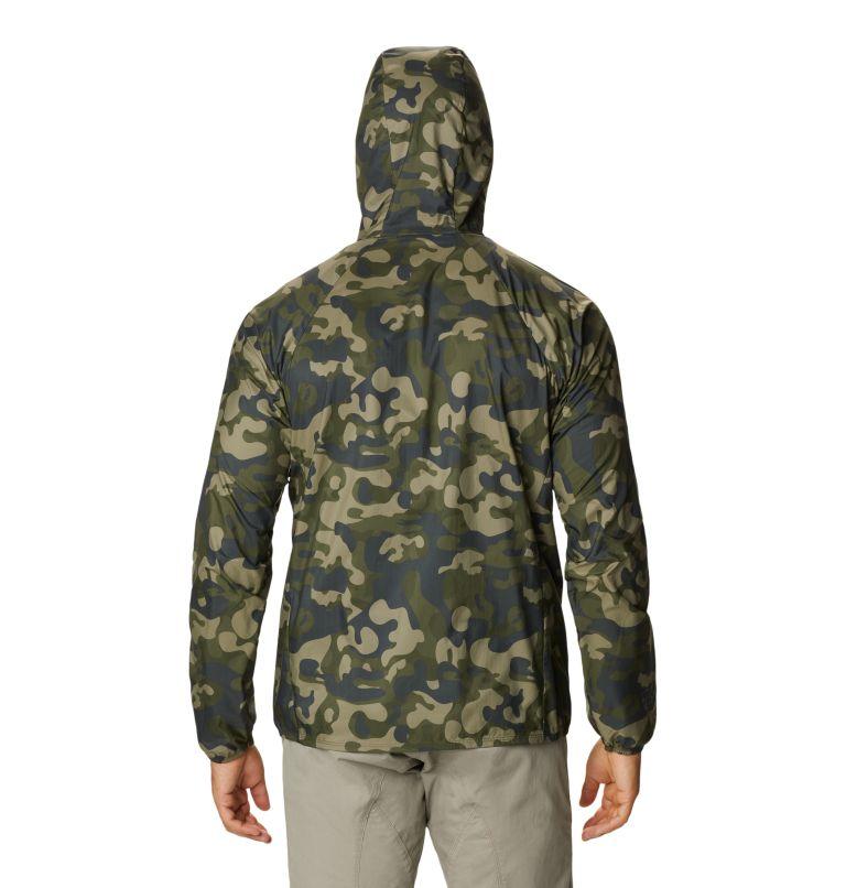 Kor Preshell™ Hoody | 308 | L Men's Kor Preshell™ Hoody, Dark Army Camo, back