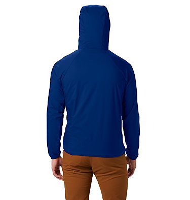 Men's Kor Preshell™ Hoody Kor Preshell™ Hoody | 502 | L, Nightfall Blue, back