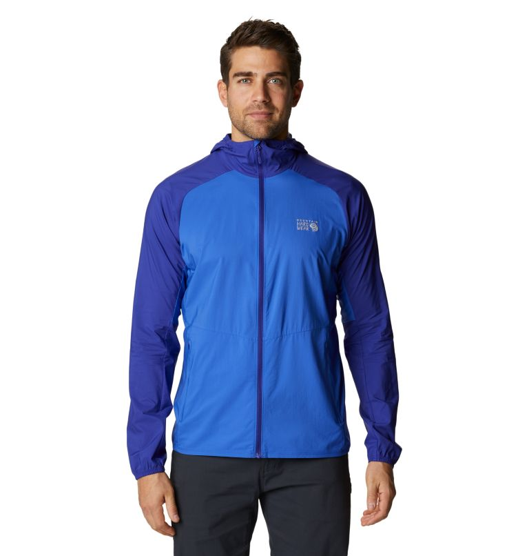 Men's Kor Preshell™ Full Zip Hoody Men's Kor Preshell™ Full Zip Hoody, front