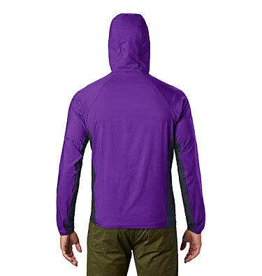 Men's Kor Preshell™ Hoody Kor Preshell™ Hoody | 502 | L, Cosmos Purple, back