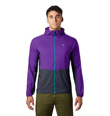 Men's Kor Preshell™ Hoody Kor Preshell™ Hoody | 308 | L, Cosmos Purple, front