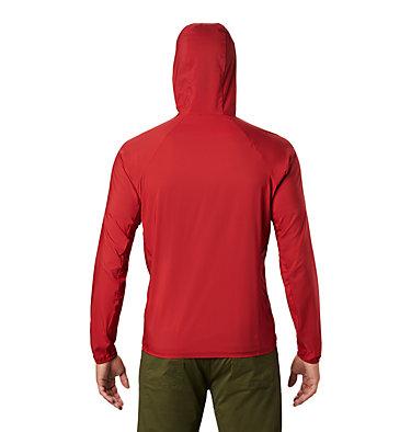 Men's Kor Preshell™ Hoody Kor Preshell™ Hoody | 502 | L, Dark Brick, back