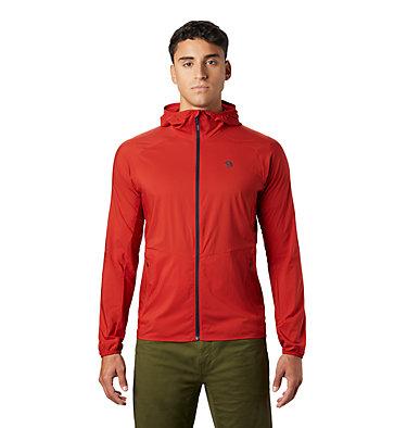 Men's Kor Preshell™ Hoody Kor Preshell™ Hoody | 502 | L, Desert Red, front