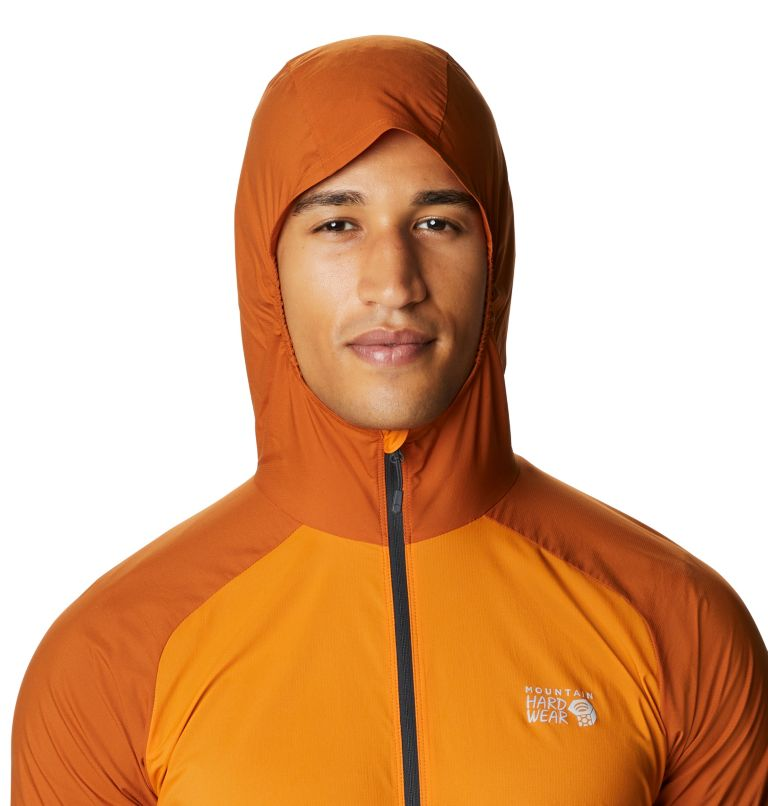 Kor Preshell™ Hoody | 858 | M Men's Kor Preshell™ Hoody, Instructor Orange, a2