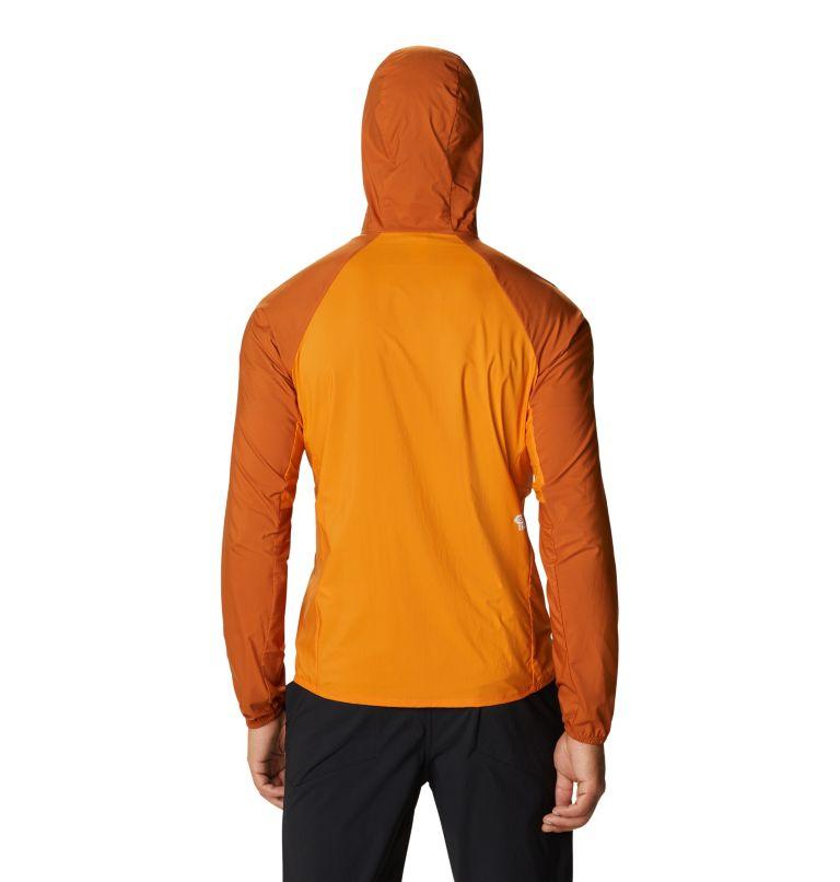 Kor Preshell™ Hoody | 858 | M Men's Kor Preshell™ Hoody, Instructor Orange, back