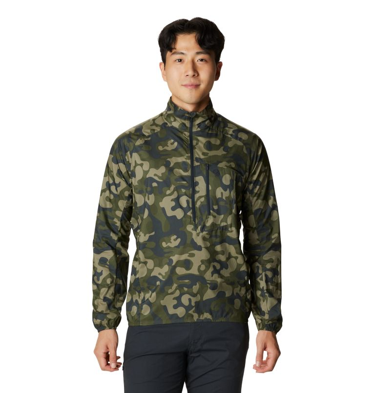 Kor Preshell™ Pullover | 308 | XL Chandail Kor Preshell™ Homme, Dark Army Camo, front