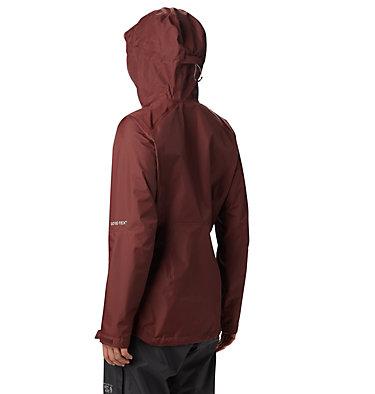 Women's Exposure/2™ Gore-Tex Paclite® Jacket Exposure/2™ Gore-Tex® Paclite    662   S, Dark Umber, back