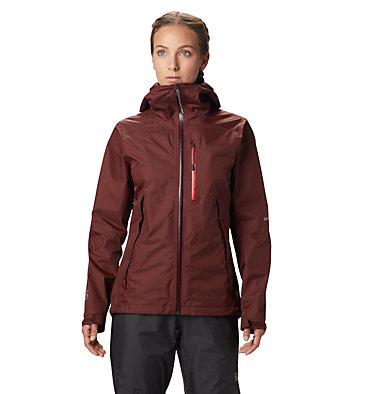 Women's Exposure/2™ Gore-Tex Paclite® Jacket Exposure/2™ Gore-Tex® Paclite    662   S, Dark Umber, front