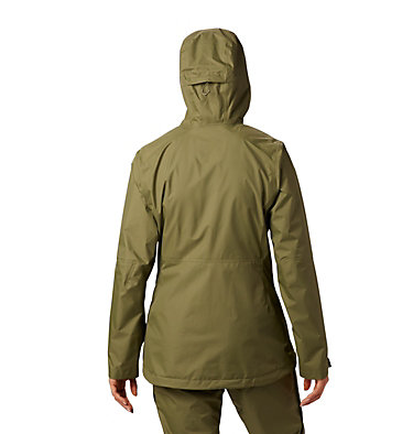 Women's Exposure/2™ Gore-Tex Paclite® Jacket Exposure/2™ Gore-Tex® Paclite  | 333 | S, Light Army, back