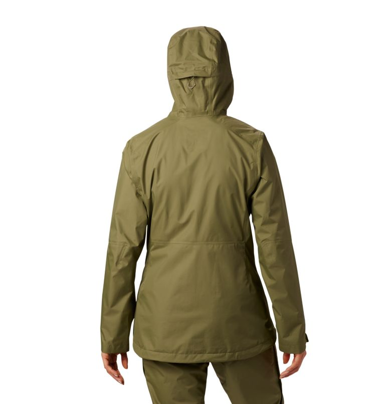 Women's Exposure/2™ Gore-Tex Paclite® Jacket Women's Exposure/2™ Gore-Tex Paclite® Jacket, back
