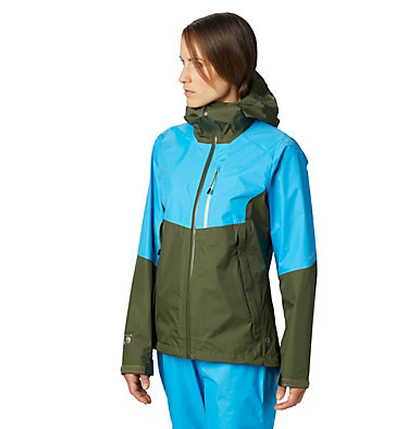 Women's Exposure/2™ Gore-Tex Paclite® Jacket Exposure/2™ Gore-Tex® Paclite    662   S, Electric Sky, front