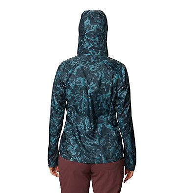 Women's Kor Preshell™ Hoody Kor Preshell™ Hoody | 447 | L, Dark Storm Glitch Print, back