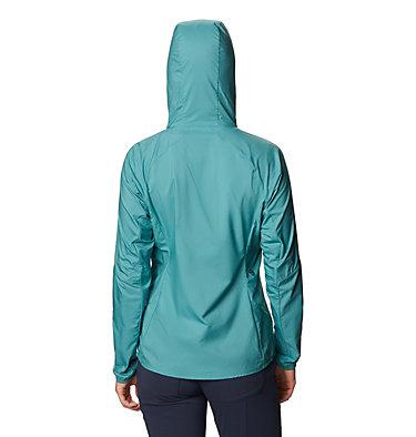 Women's Kor Preshell™ Hoody Kor Preshell™ Hoody | 447 | L, Washed Turq, back