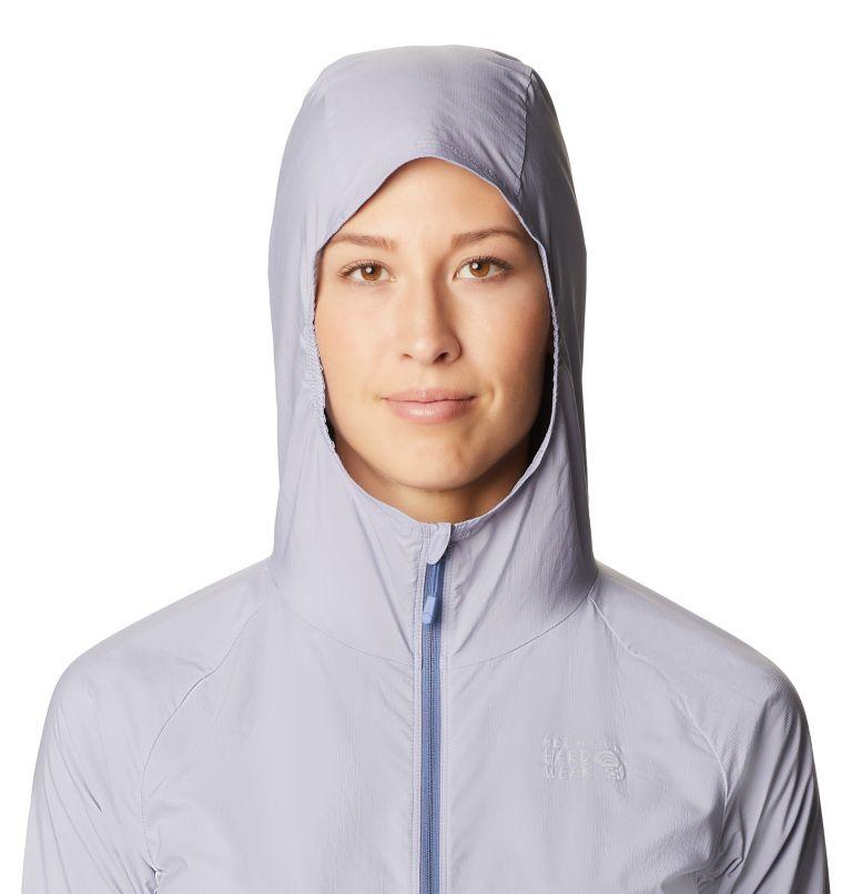 Kor Preshell™ Hoody | 558 | L Women's Kor Preshell™ Hoody, Frost Grey, a2
