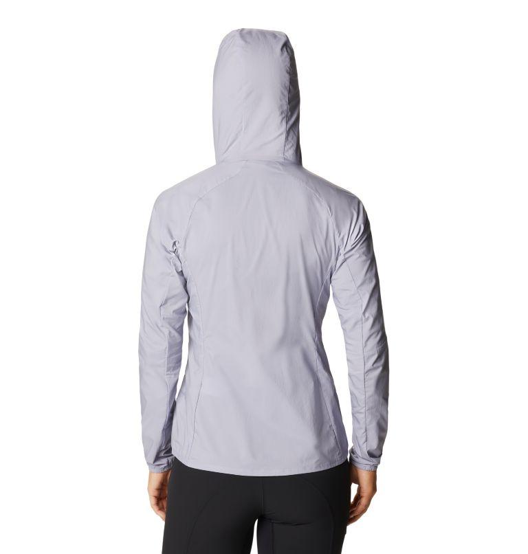 Kor Preshell™ Hoody | 558 | L Women's Kor Preshell™ Hoody, Frost Grey, back