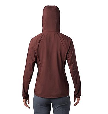 Women's Kor Preshell™ Hoody Kor Preshell™ Hoody | 447 | L, Washed Raisin, back