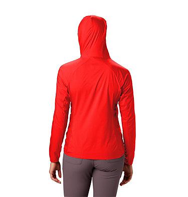 Women's Kor Preshell™ Hoody Kor Preshell™ Hoody | 447 | L, Fiery Red, back
