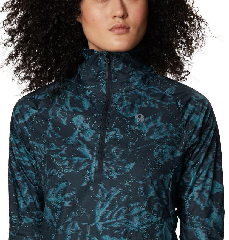 Kor Preshell™ Pullover | 006 | XS Women's Kor Preshell™ Pullover, Dark Storm Glitch Print, a2