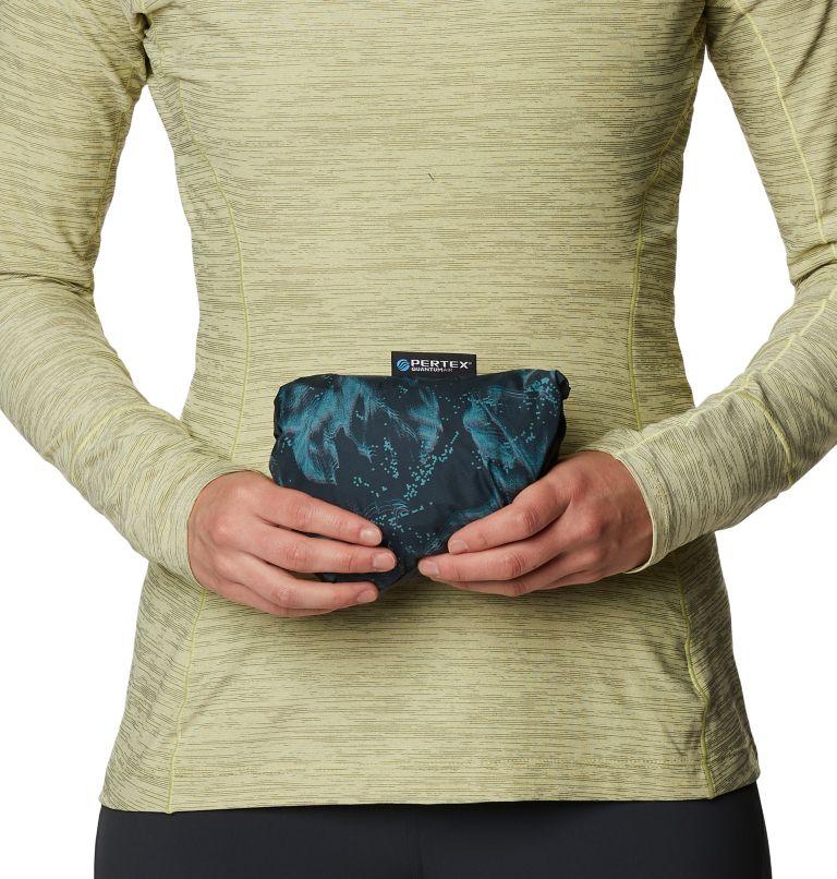 Kor Preshell™ Pullover | 006 | XS Women's Kor Preshell™ Pullover, Dark Storm Glitch Print, a3
