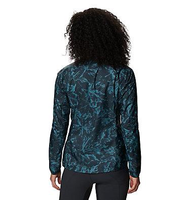 Women's Kor Preshell™ Pullover Kor Preshell™ Pullover | 006 | L, Dark Storm Glitch Print, back
