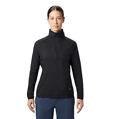 Women's Kor Preshell™ Pullover Kor Preshell™ Pullover | 012 | L, Black, front
