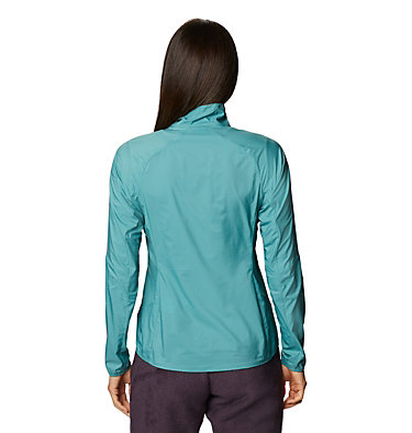 Women's Kor Preshell™ Pullover Kor Preshell™ Pullover | 006 | L, Washed Turq, back