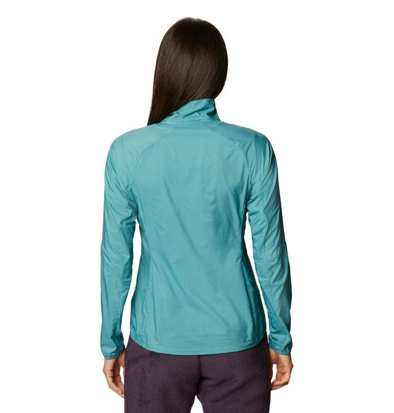 Kor Preshell™ Pullover | 447 | L Women's Kor Preshell™ Pullover, Washed Turq, back