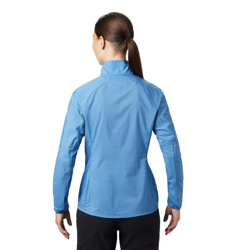 Kor Preshell™ Pullover | 451 | L Women's Kor Preshell™ Pullover, Deep Lake, back