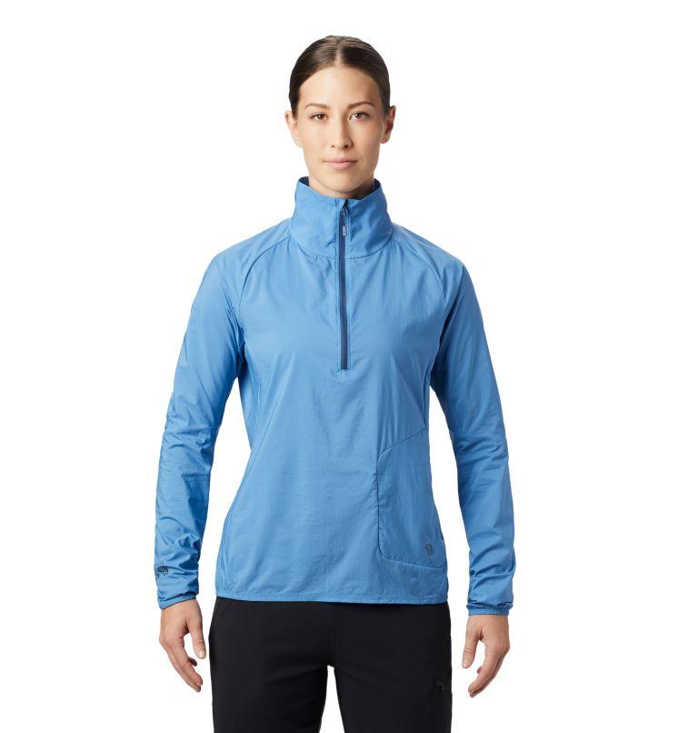Kor Preshell™ Pullover | 451 | L Women's Kor Preshell™ Pullover, Deep Lake, front