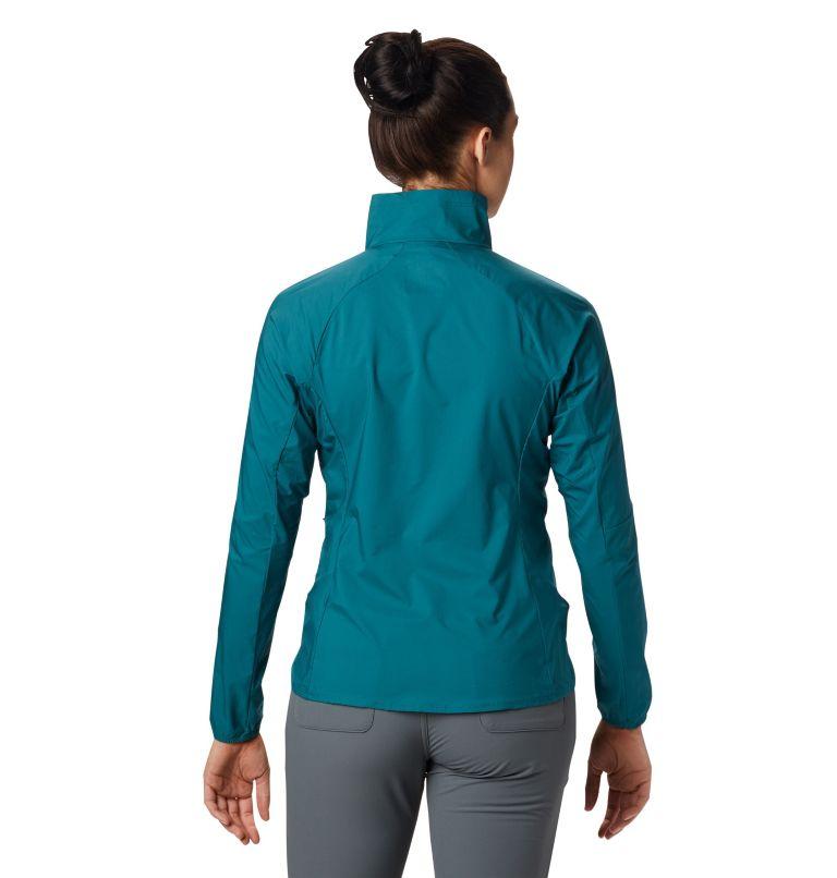 Kor Preshell™ Pullover | 468 | L Women's Kor Preshell™ Pullover, Dive, back