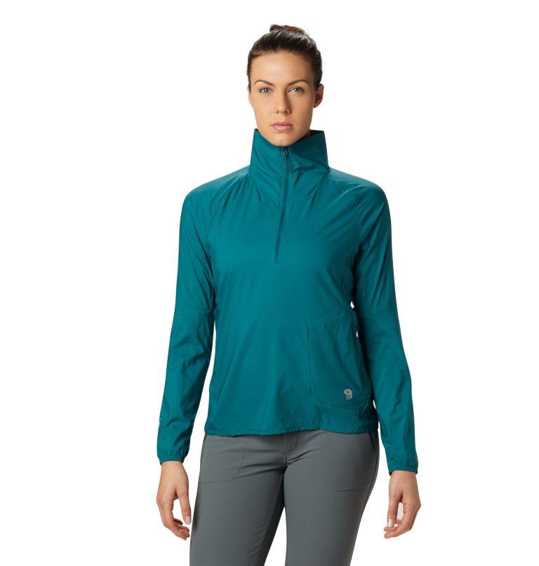 Kor Preshell™ Pullover | 468 | L Women's Kor Preshell™ Pullover, Dive, front