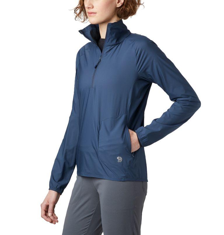 Kor Preshell™ Pullover | 492 | L Women's Kor Preshell™ Pullover, Zinc, a1
