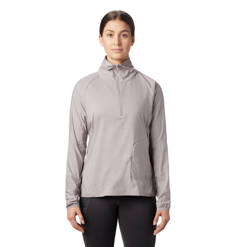 Kor Preshell™ Pullover | 514 | L Women's Kor Preshell™ Pullover, Mystic Purple, front