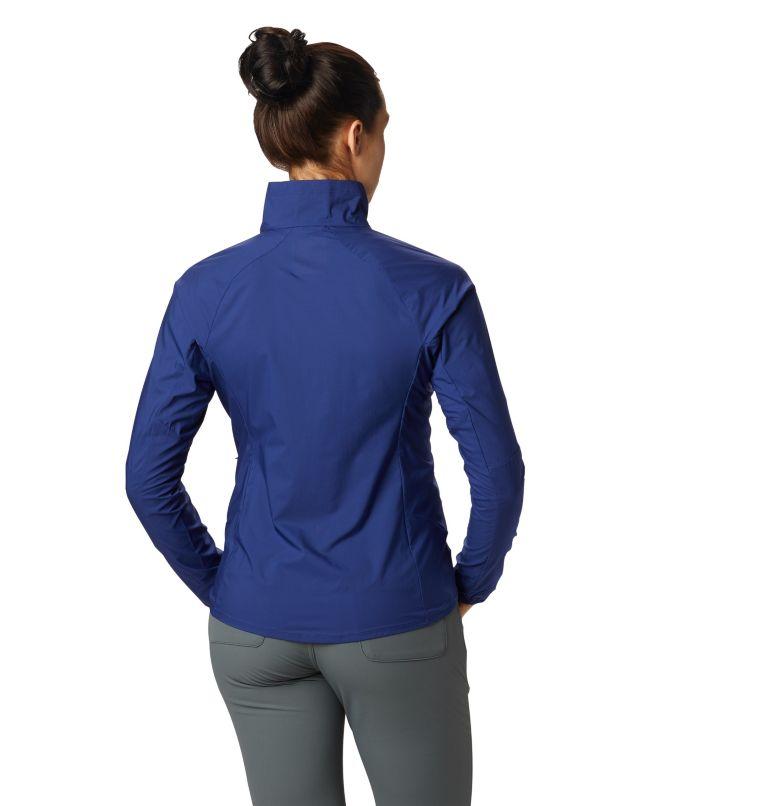 Kor Preshell™ Pullover | 568 | XS Women's Kor Preshell™ Pullover, Dark Illusion, back
