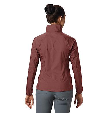 Women's Kor Preshell™ Pullover Kor Preshell™ Pullover | 006 | L, Clay Earth, back