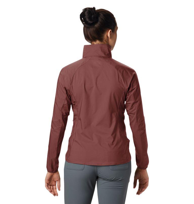 Kor Preshell™ Pullover | 643 | L Women's Kor Preshell™ Pullover, Clay Earth, back