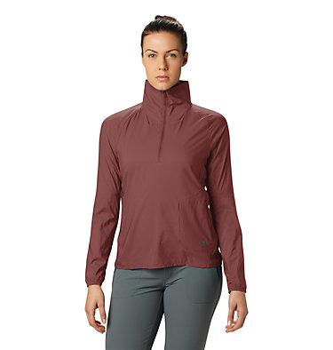 Women's Kor Preshell™ Pullover Kor Preshell™ Pullover | 006 | L, Clay Earth, front