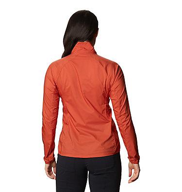 Women's Kor Preshell™ Pullover Kor Preshell™ Pullover | 012 | L, Dark Clay, back