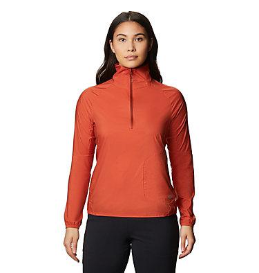 Women's Kor Preshell™ Pullover Kor Preshell™ Pullover | 012 | L, Dark Clay, front